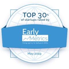 earlymetrics logo