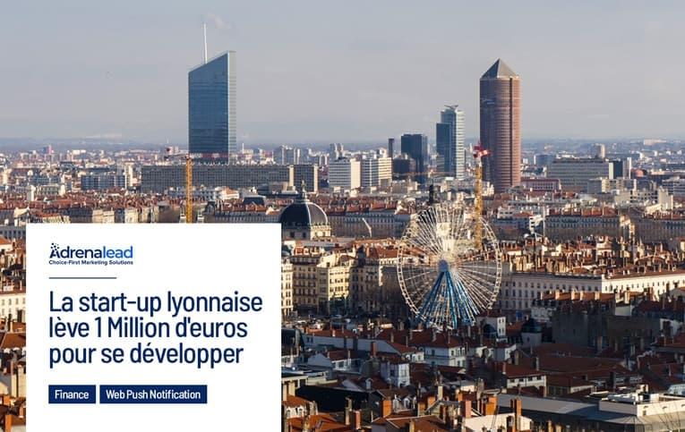 Adrenalead lève 1 million d'euros auprès de SIDE Capital