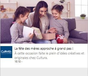 Cultura web push notification