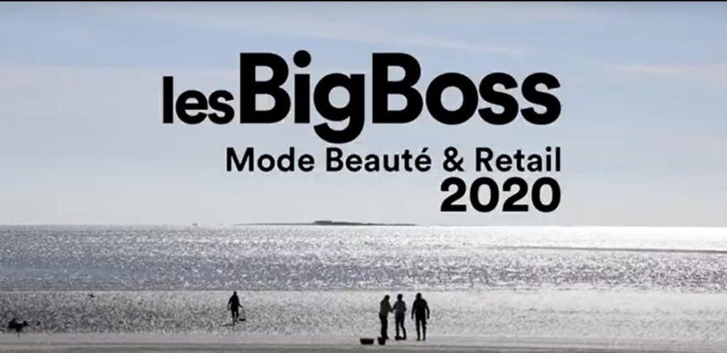 Les Big Boss Mode – Beauté & Retail . 14 & 15 oct