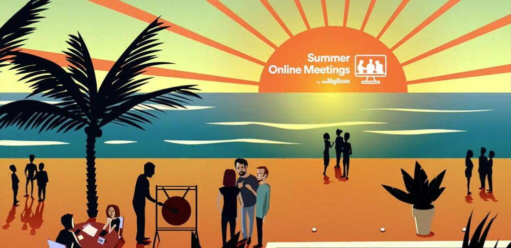 Summer Online Edition Les Big Boss . 2021